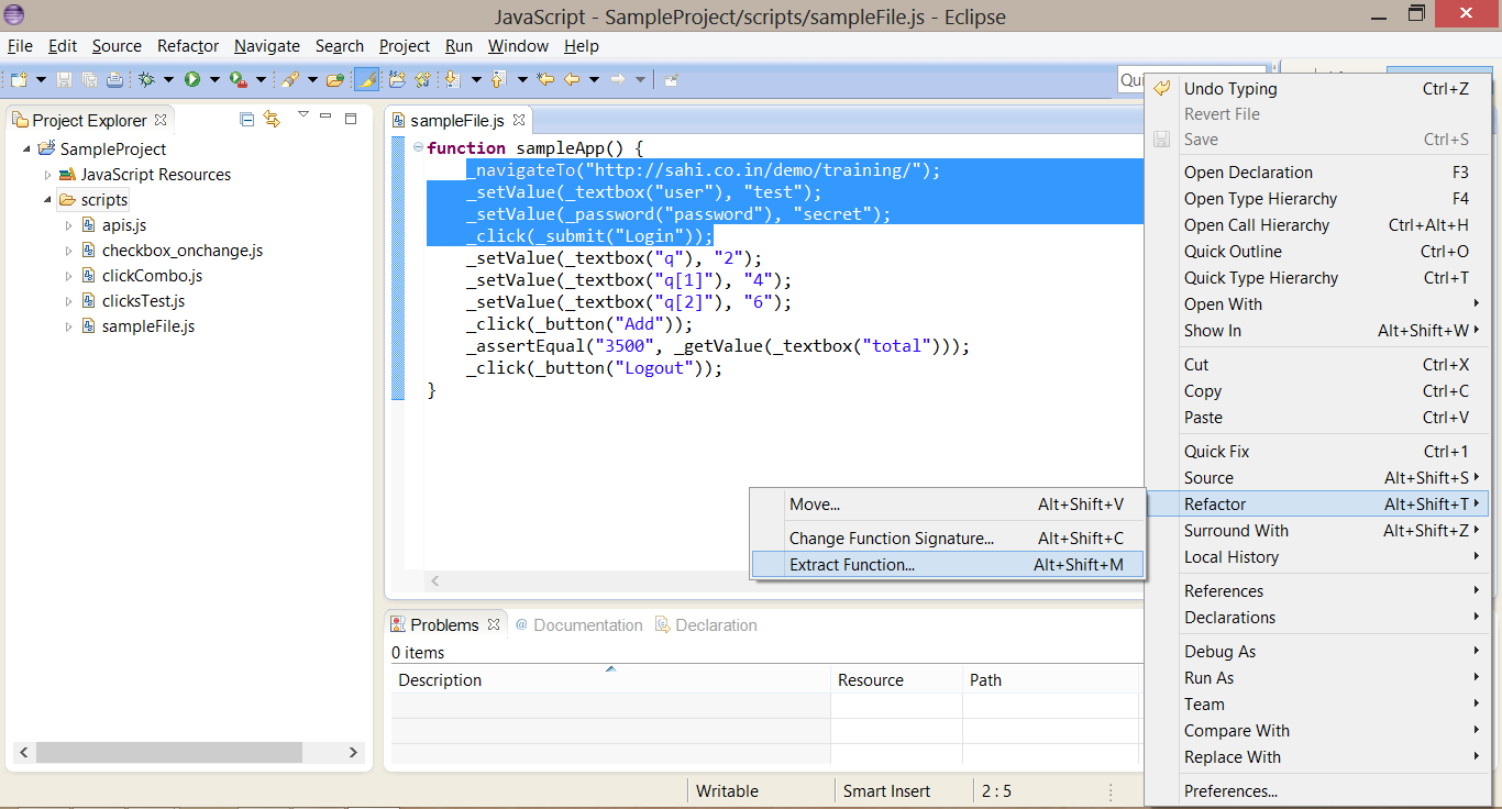 how to write html code in eclipse