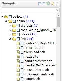 Sahi Script Editor - Sahi Pro
